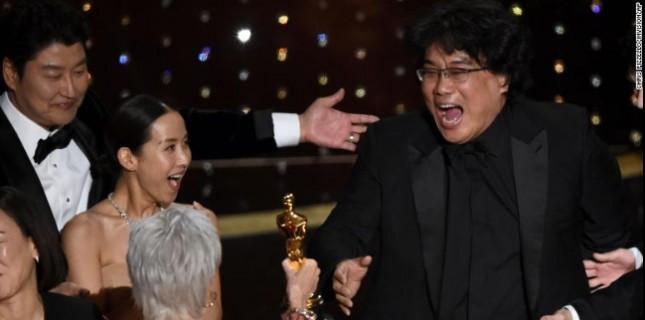 Oscarlar'da ''Parasite'' Rüzgarı Esti!