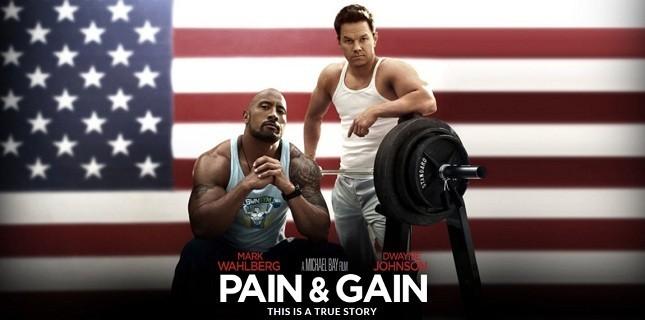 Pain & Gain Filminden Kırmızı Şeritli Fragman