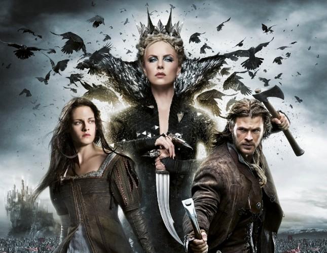 Pamuk Prenses Ve Avcı 1 Haziran'da Sinemalarda!