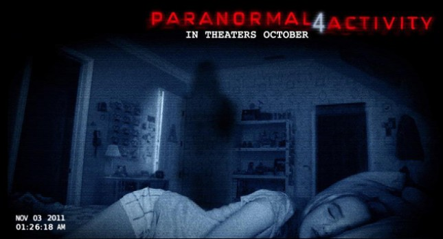 """""""Paranormal Activity 4"""
