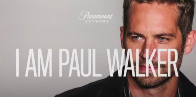 Paul Walker Belgeseli 'I Am Paul Walker'dan İlk Fragman Geldi