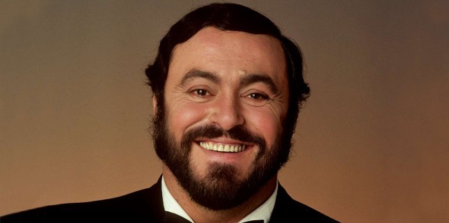 Pavarotti'nin Afişi Yayınlandı!