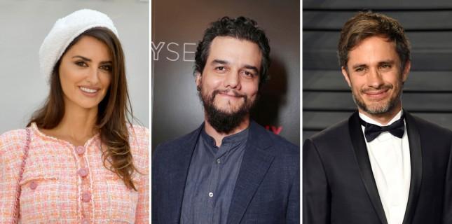 Penelope Cruz, Wagner Moura ve Gael Garcia Bernal Casus Filmi 'Wasp Network'te Yer Alacak