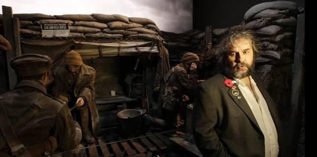 Peter Jackson'dan Birinci Dünya Savaşı belgeseli geliyor