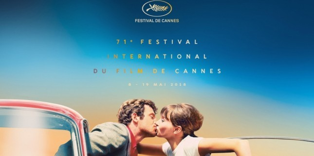 'Pierrot Le Fou' 71. Cannes Film Festivali'nin Posteri Oldu