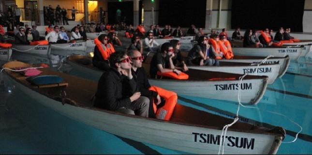 Pi'nin Yaşamı Fransa Prömiyeri Su Sineması'nda !