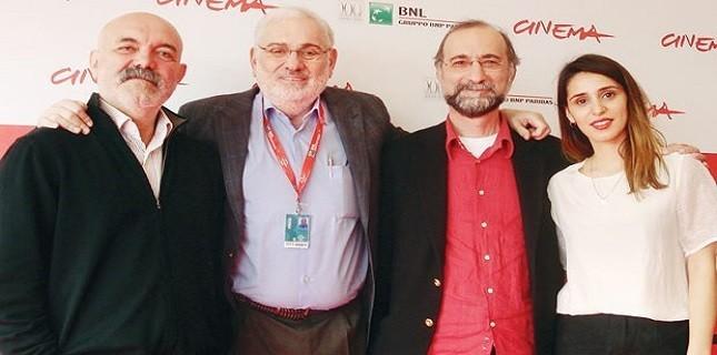 Pirselimoğlu'na Roma'da En İyi Senaryo Ödülü