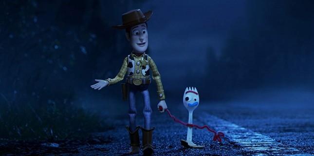 Pixar, 'Toy Story 4' Filminin İlk 17 Dakikasını Yayınladı