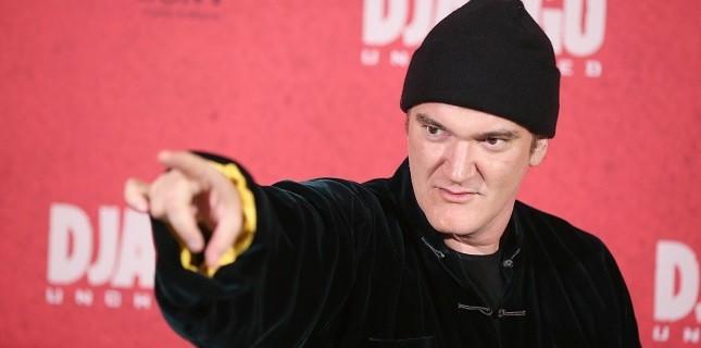 Quentin Tarantino, Gawker'ı Dava Ediyor!