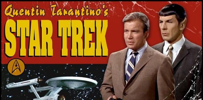 Quentin Tarantino, Yeni Projesi Star Trek'in Senaryosunu Tamamladı