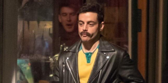 Rami Malek'in 'Freddie Mercury'sinden Yeni Görsel