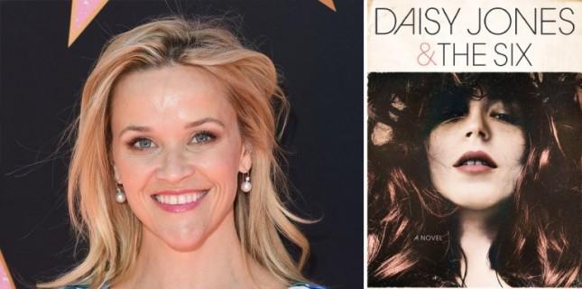 Reese Witherspoon Amazon İçin 'Daisy Jones & The Six' Romanını Uyarlayacak