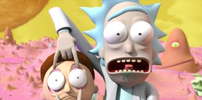 Rick and Morty 4. Sezondan İlk Görseller Paylaşıldı