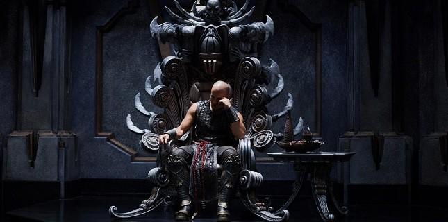 Riddick Türkçe Fragman