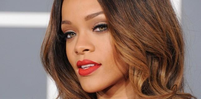 Rihanna'dan Tokat