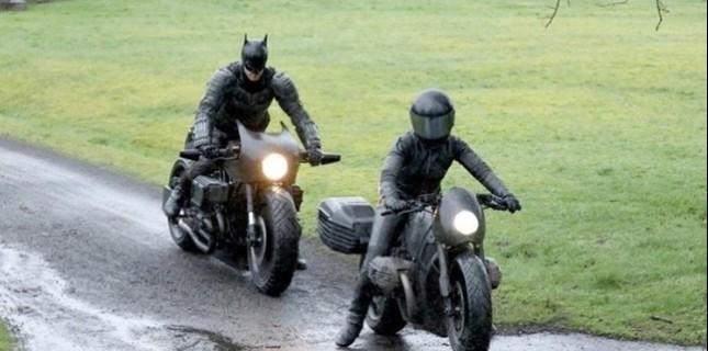 Robert Pattinson'lu The Batman Setinden Yepyeni Görseller