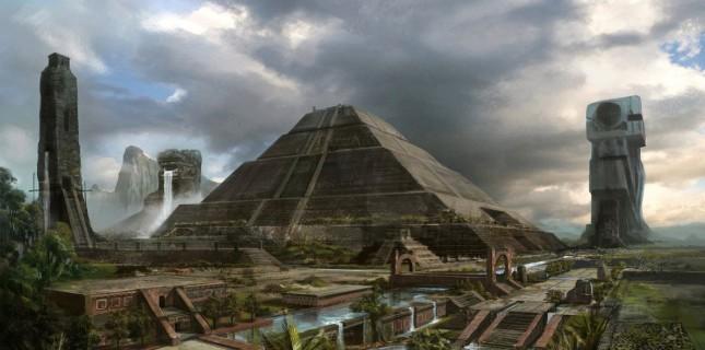 Roland Emmerich'ten 'Maya Lord' filmi geliyor!