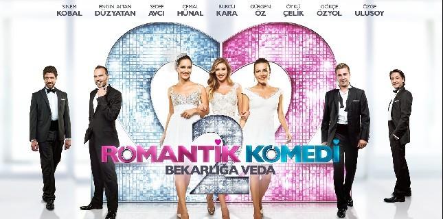 Romantik Komedi 2 Bekarlığa Veda'nın Afişi Görücüye Çıktı