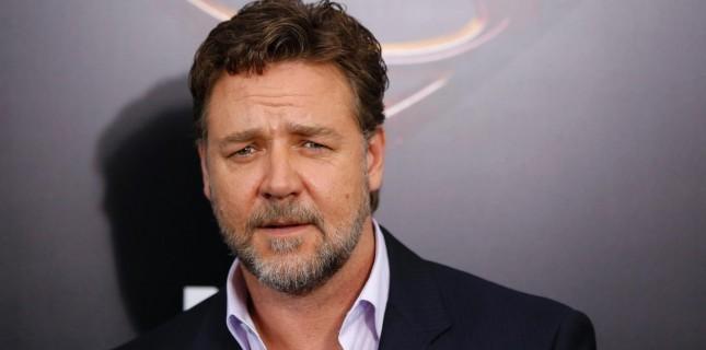 Russell Crowe, Ödüllü Bir Romanın Sinema Uyarlamasında