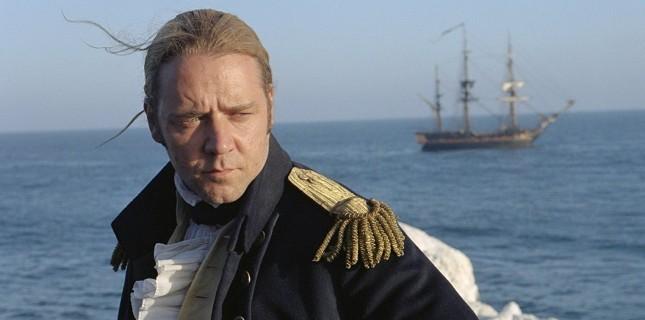 Russell Crowe'dan 'Jack Aubrey' karakterine dönüş sinyali!