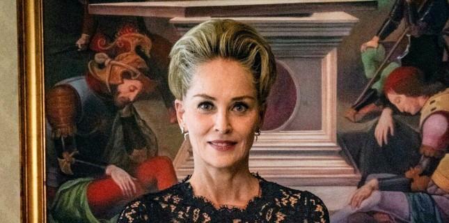 Sharon Stone, The New Pope Dizisinin Oyuncu Kadrosuna Dahil Oldu