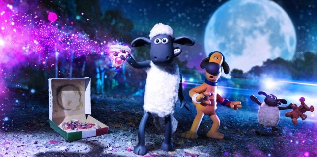 Shaun The Sheep Movie: Farmageddon'dan Stranger Things İlhamlı Posterler Yayınlandı