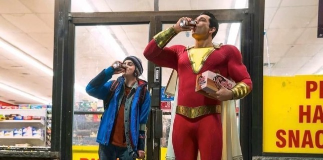 Shazam! Filminden İlk Görsel Paylaşıldı