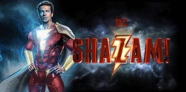 DC'nin Beklenen Filmi 'Shazam!'den Yeni Bir Poster Geldi
