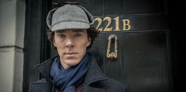 Sherlock 2020'den önce ekranlara dönmeyecek