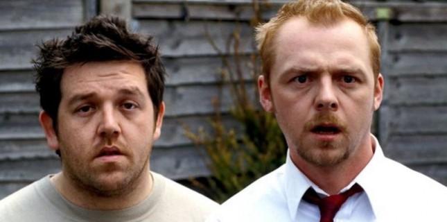 Simon Pegg ve Nick Frost, Truth Seekers İsimli Diziyle Geliyor