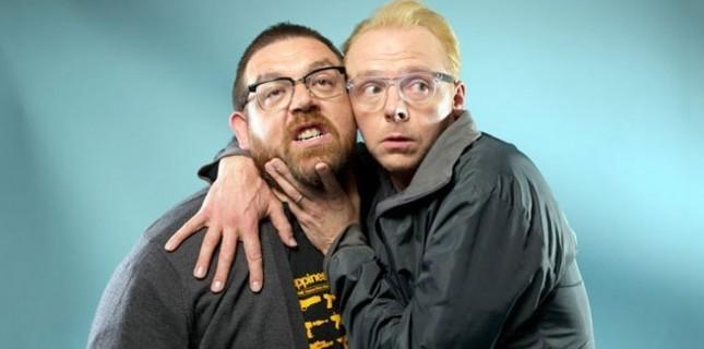Simon Pegg ve Nick Frost'un Yeni Filmi 'Slaughterhouse Rulez'un İlk Fragmanı Çıktı