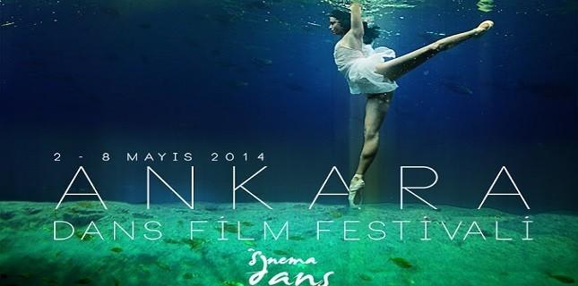 SinemaDans Ankara Festivali Mayıs'ta Başlıyor