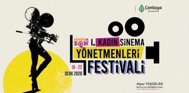 Sinemazon Kadın Yönetmenler Festivali Başlıyor!