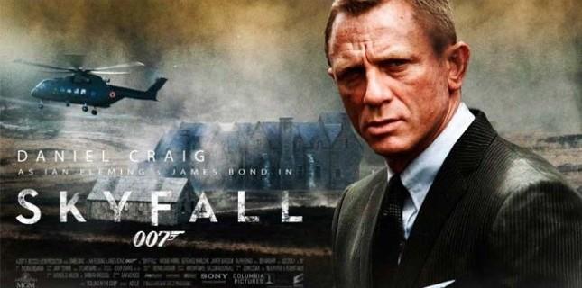 Skyfall Türkiye Galası Gerçekleşti