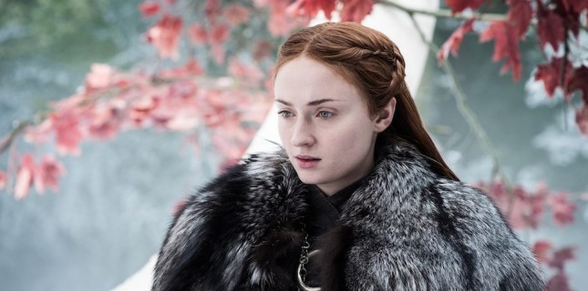 Sophie Turner, Game Of Thrones'un Sonunun Tahmin Edilemez Olduğunu İddia Ediyor