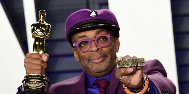 """Spike Lee'den, """"Yeşil Rehber""""in En İyi Film Oscar Ödülü'nü Almasına Tepki"""