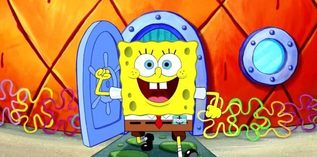 Sponge Bob'un Sevenlerine Müjde!