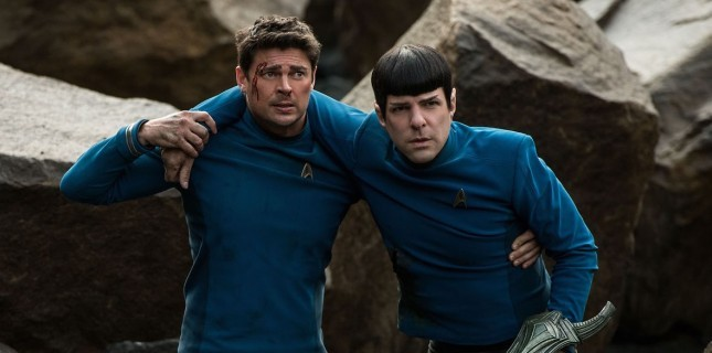 Star Trek 4 yolda!