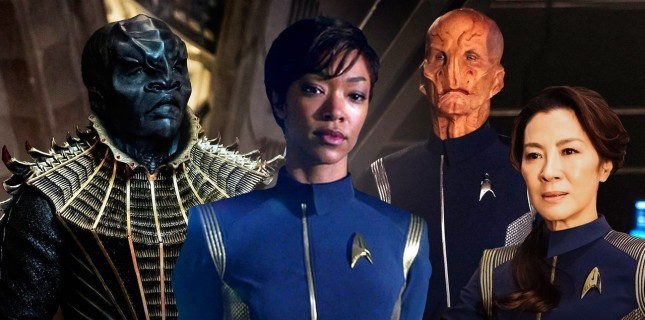 Star Trek: Discovery'ye Devam Kararı