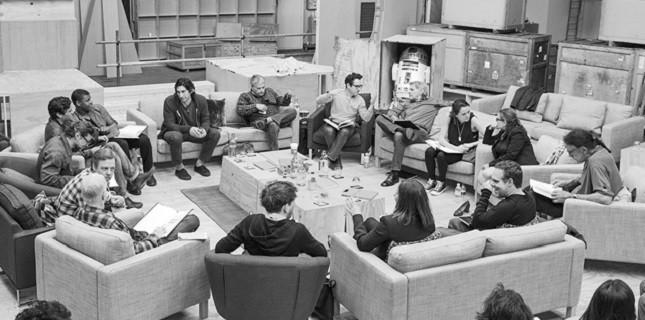 Star Wars 7'nin Kadrosuna Merhaba Deyin