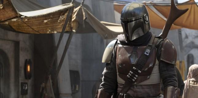 Star Wars Dizisi The Mandalorian'dan Yeni Görseller Yayınlandı