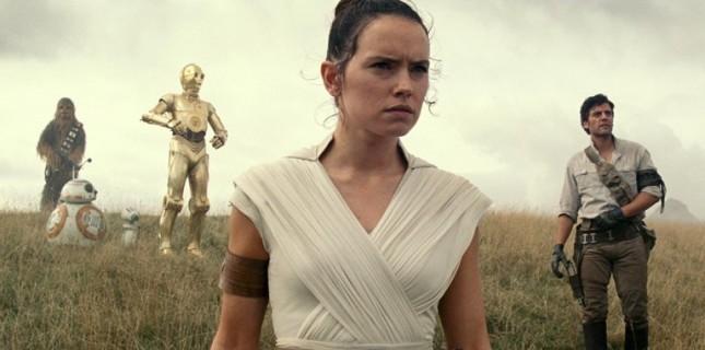 Star Wars: The Rise of Skywalker Setinden Yeni Görüntüler Yayınlandı