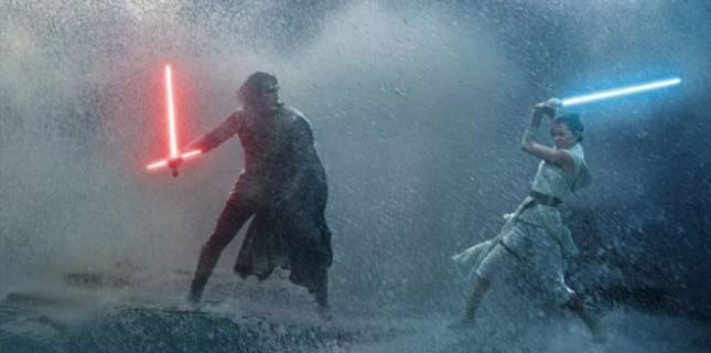Star Wars: The Rise of Skywalker'dan Yepyeni Karakter Posterleri!