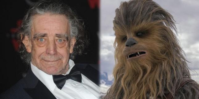 Star Wars'un Chewbacca'sı Peter Mayhew Yaşamını Yitirdi