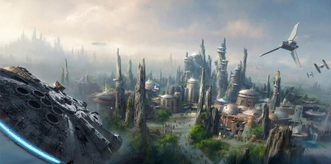Star Wars'un yeni gezegeni: Batuu