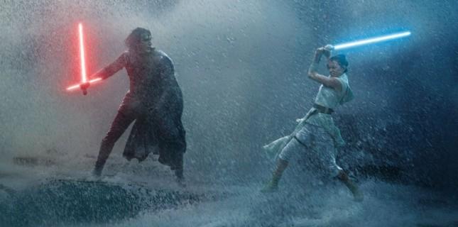 Star Wars: The Rise of Skywalker'ın Galası Yapıldı