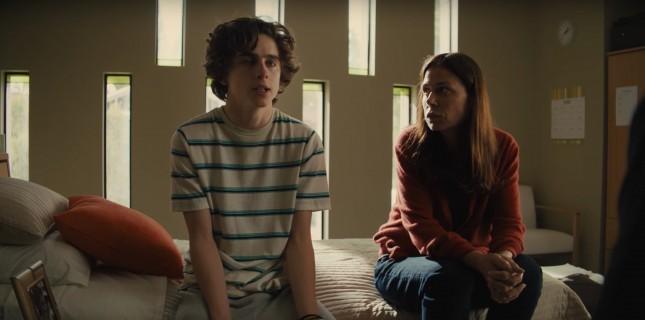 Steve Carell ve Timothée Chalamet Filmi Beautiful Boy'dan Yeni Bir Görsel Geldi
