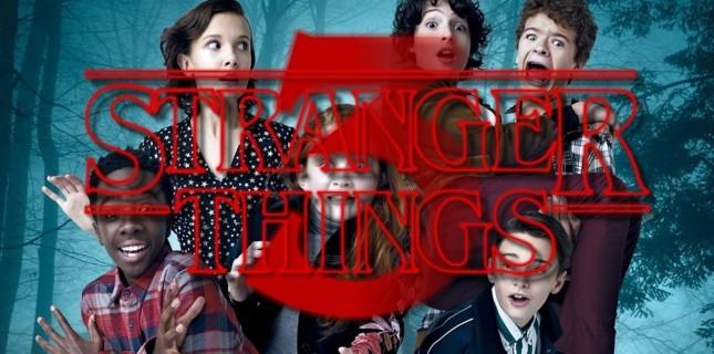 Stranger Things'in Yeni Sezonu Bir Kez Daha Ertelendi