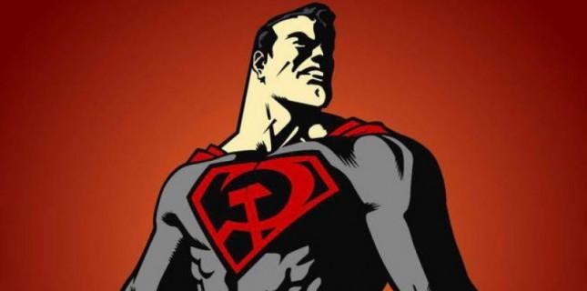 Superman, Stalin ve Sosyalizm Uğruna Savaş Verecek