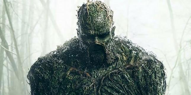 Swamp Thing İlk Bölümünün Ardından İptal Edildi